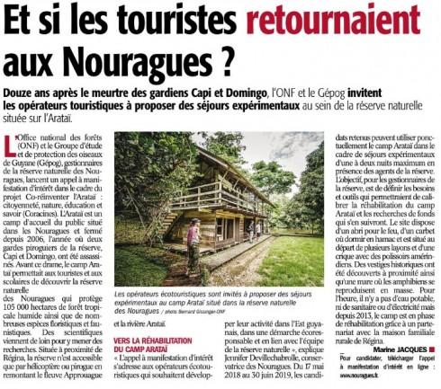 France Guyane 7 juin 2018