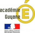 Logo rectorat Guyane