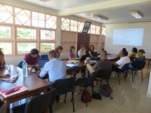 Comite de gestion du 16 octobre 2017